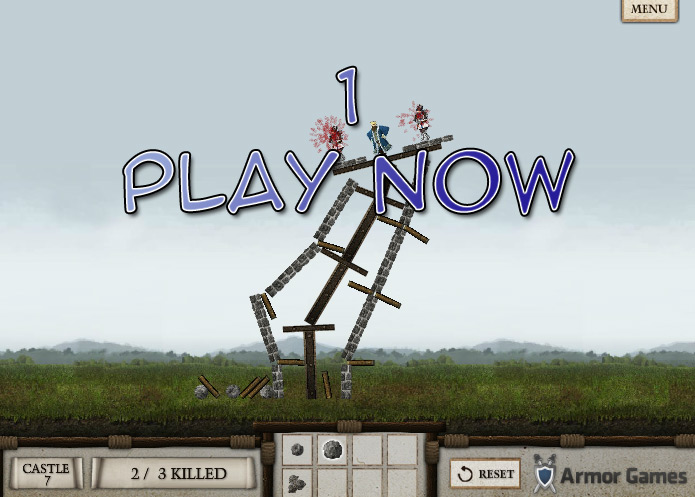 Play Crush the Castle 1
