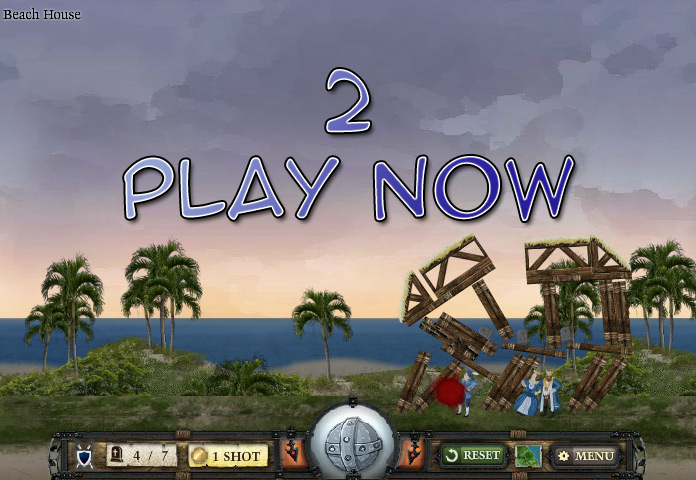 Play Crush the Castle 2