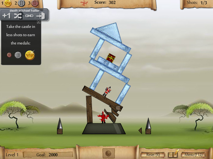 Sieger 2 levels
